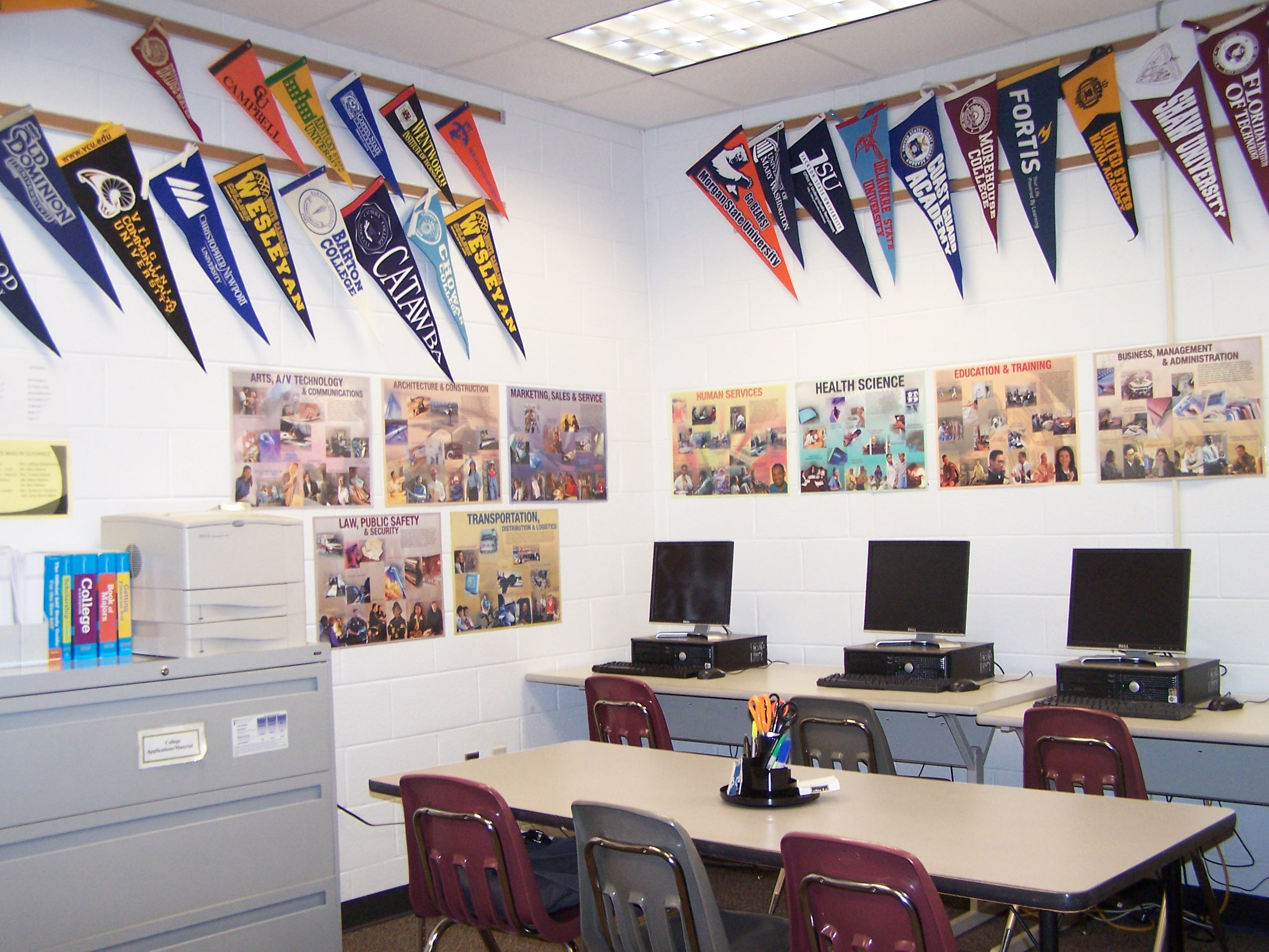 Heritage High School Newport News Virginia College Career Center